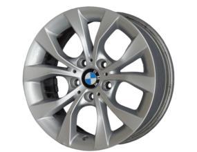 FELGA ALUMINIOWA BMW 17X7,5 5X120 ET34 ML72,5