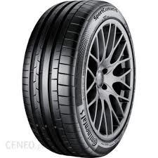 OPONA 295/35R22 CONTINENTAL SPORTCONTACT 6 DOT20